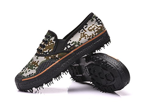 Resistant For Work Men's Men Comfortable Shoes Digital Shoes Slip Fyroic Garden pfEqwqU
