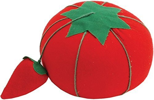Strawberry Tomato Pin Cushion - Keep Pins with You; Handy Si