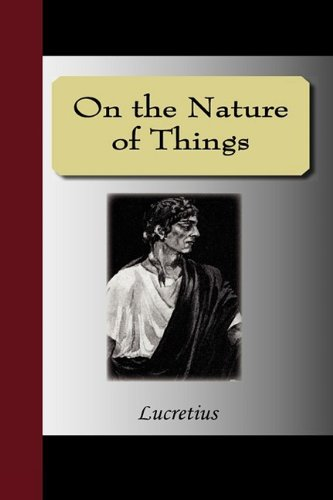 Read Online On the Nature of Things PDF
