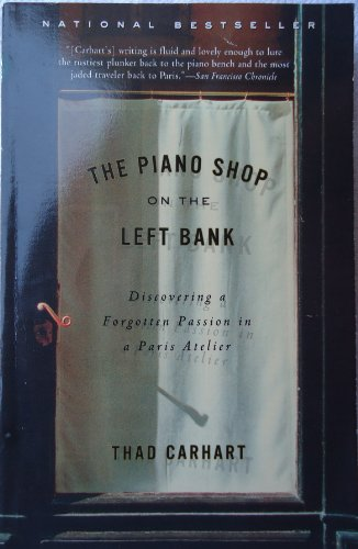 The Piano Shop On The Left Bank  Discovering A Forgotten Passion In A Paris Atel
