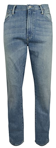 Polo Ralph Lauren Men's Big and Tall Hampton Relaxed Straight Jeans Pant-B-36Wx36L