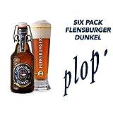 Cerveza Flensburger Dunkel/Six pack