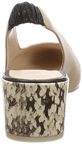 Piedra Lodi Women's Piedra black Toe Cesar Ginger Multicolour Go Closed Heels fBnqxfRC