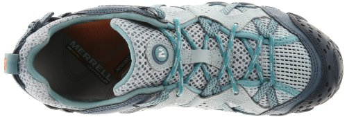 Teal Para De Rise Zapatos Merrell Waterpro Mujer Maipo Multicolor Senderismo Low U0twtO1nv