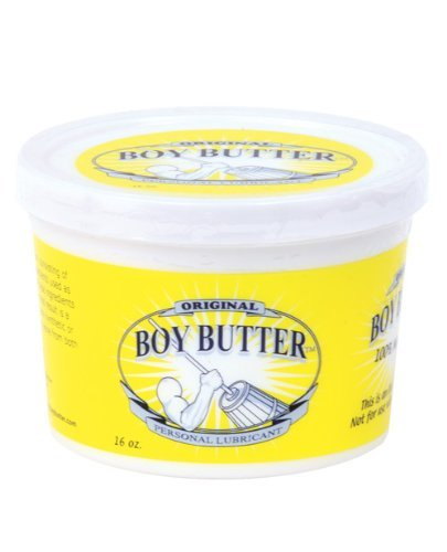Boy Butter - 16 oz remous