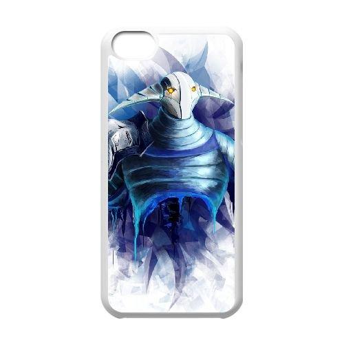 Sven coque iPhone 5c cellulaire cas coque de téléphone cas blanche couverture de téléphone portable EEECBCAAN07537