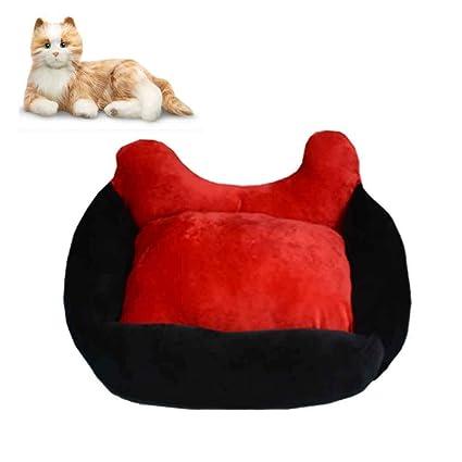 ACLBB Estera y sofá Lindos para Mascotas, Cama más Gruesa para Mascotas, Cubierta de