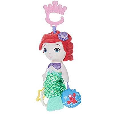 KIDS PREFERRED Disney Baby Princess Ariel On The Go Activity Toy: Toys & Games