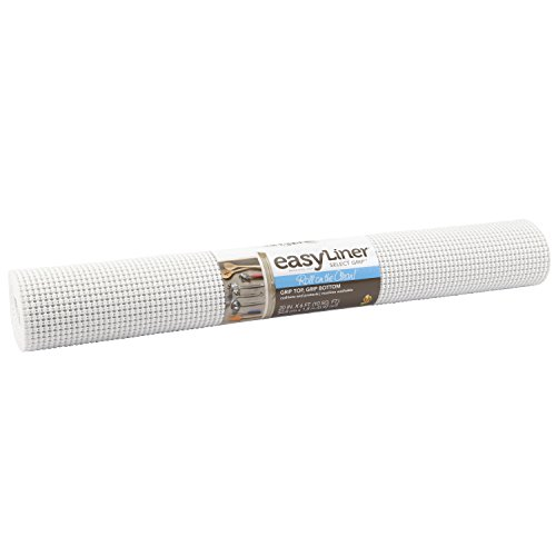Duck Brand 1359574 Select Grip Easy Liner Non-Adhesive Shelf