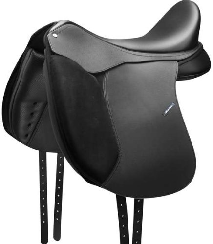 (Wintec 500 Pony Dressage Saddle Ii Black 16