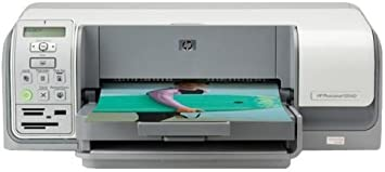 HP Photosmart D5160 Printer - Impresora de tinta (3000 páginas por ...