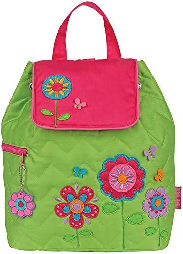 Stephen Joseph Flower - Stephen Joseph Quilted Backpack, Flowers