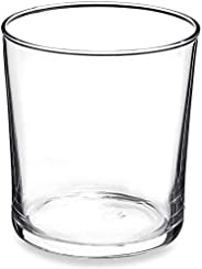 Bormioli Rocco Bodega Collection Glassware – Set Of 12 Medium 12 Ounce Drinking Glasses For Water, Beverages &