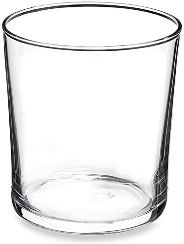 Bormioli Rocco Bodega Collection Glassware – Set Of 12 Medium 12 Ounce Drinking Glasses For Water, Beverages & Cocktails…