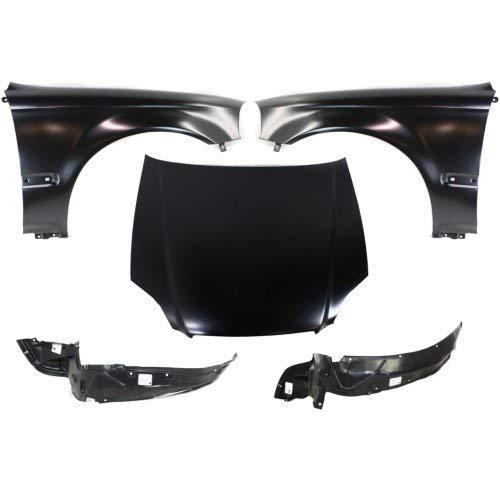 Hood Kit for 96-98 Honda Civic CX 1.6L 3-Door Hatchback