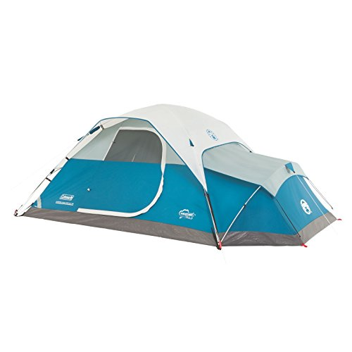 2 Room Dome Tent (Juniper Lake Instant Dome 4 Person Tent with Annex)