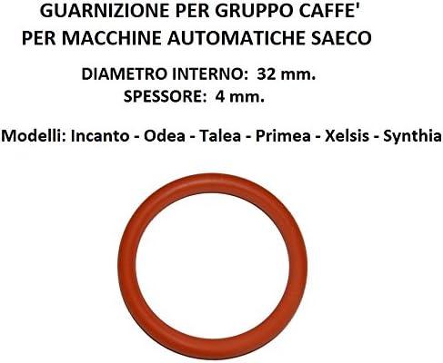 sello de junta tórica 32x4 adecuado para Unidad De Cafetera ...