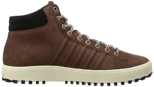 K-swiss Mens Adcourt 72¿ Boot Kaffebönor / Kolsvart / Antik Vit
