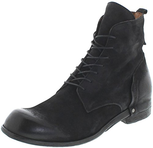 Chiuse Fashion Uomo Boots Schwarz FB Scarpe gz4Hvxq