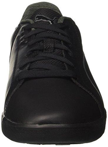 Black Puma da Scarpe Nero Black Court Uomo Puma dark MAMGP puma Shadow Basse Ginnastica qAWzBzZc8
