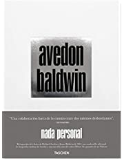 Richard Avedon, James Baldwin. Nada Personal