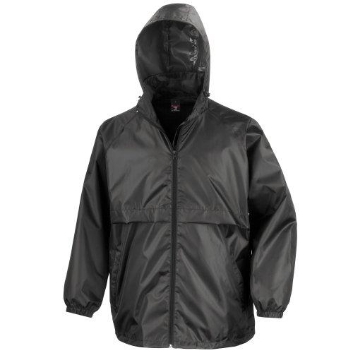 Result Mens Core Lightweight Waterproof Shield Windproof Jacket at ...