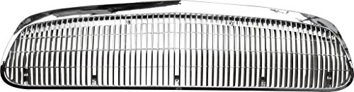 - BUY N TRY Chrome Grille For Buick Roadmaster 1994-1996 Peformance GM1200331 10138898