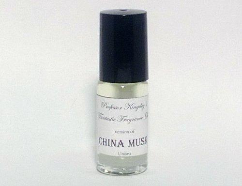 China Musk. Concentrated Unisex Fragrance Oil. (1/6 oz Concentrated Roll On) (Oil Unisex Perfume)
