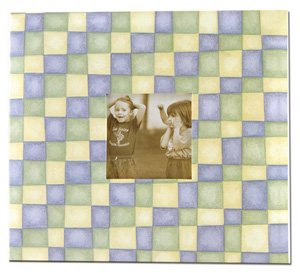(Fall Picture Frame 8 x 8 Photo Album/Scrapbook)