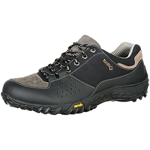 Silenthunter Outdoor Oxford Shoes Rocky Mens RKS0254 Black Black Waterproof A1tqFxxn