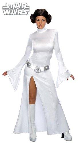 Princess Leia Adult Costume - Small -