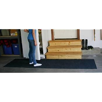 drymate garage floor runner charcoal 29 inch x 9 foot garden outdoor. Black Bedroom Furniture Sets. Home Design Ideas