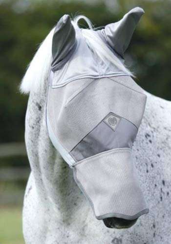 Premier Equine Buster Xtra Fly Mask for Horses