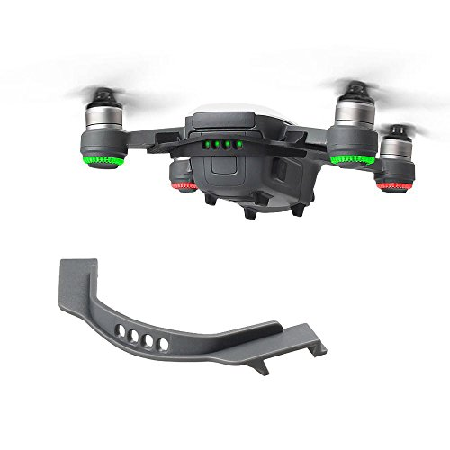 - Best Accessories for DJI Spark !!! Jumberri Battery Buckle Protective Case Bundle Fastener Anti-Slip Straps Lock
