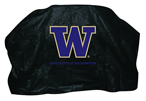 NCAA Washington Huskies 68-Inch Grill Cover