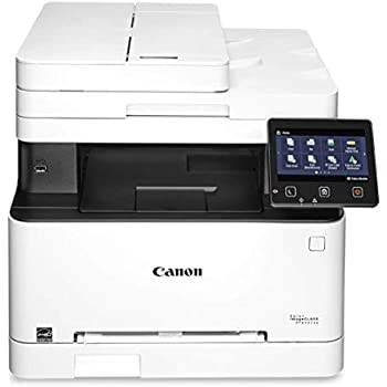Canon Color imageCLASS MF644Cdw - All in One, Wireless, Mobile Ready, Duplex Laser Printer, White, Mid Size
