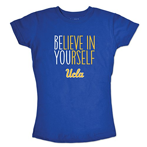 NCAA Ucla Bruins Girls College Kids Short Sleeve Tee, Size (14-16)/Large, Royal