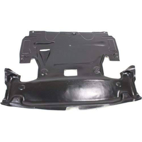 Garage-Pro Front Engine Splash Shield for MERCEDES BENZ C-CLASS 2003-2007 Under Cover AWD (203) Chassis