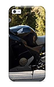 MMZ DIY PHONE CASECvilkwU10667BlbwF Honda Cbr 1100xx Blackbird Abyss Fashion Tpu 5c Case Cover For Iphone