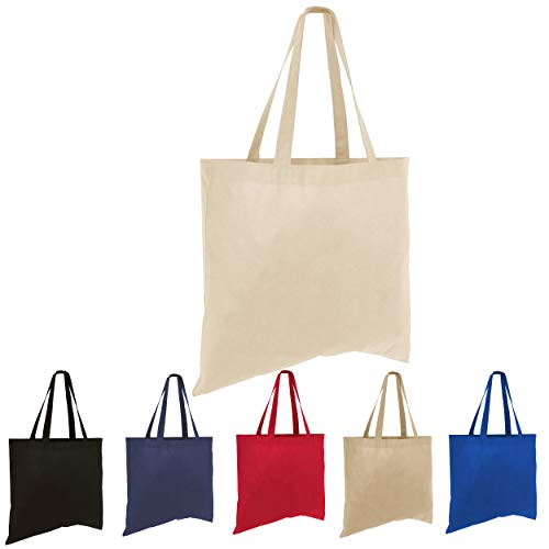 25 Pack - Budget Friendly Large Totes