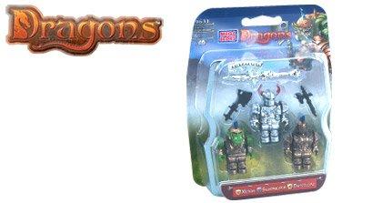 Mega Bloks Dragons Dragon - 4