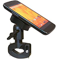 PanaVise 13260 BarGrip Universal Phone Handlebar Mount (Black)