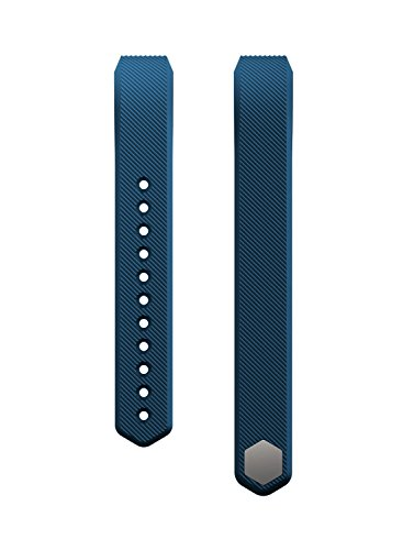 Fitbit Alta Accessory Band, eLander™ Silicon Bracelet Strap Replacement Band for Fitbit Alta/ Fitbit Alta band/ Fitbit Alta Bands[Rock Blue] (Rock Bands Bracelets)