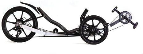 KMX Bicicleta reclinada Tornado: Amazon.es: Deportes y aire libre