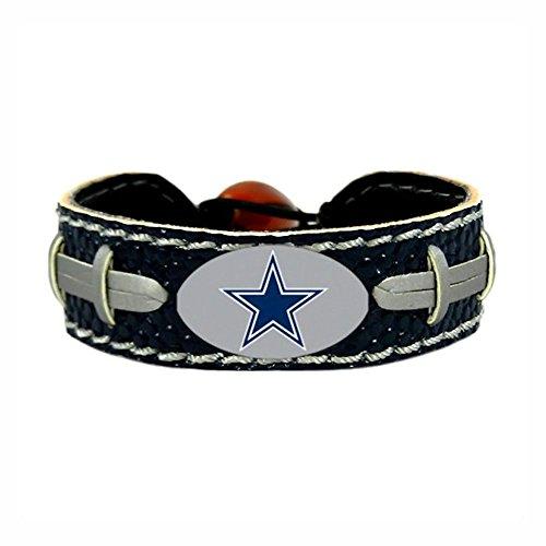 Nfl Sport Bracelet - Dallas Cowboys Team Color NFL Football Bracelet
