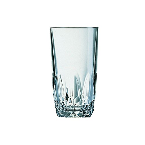 Arcoroc 57069 Artic 12.5 Oz. Beverage Glass - 48 / CS by ARC Cardinal