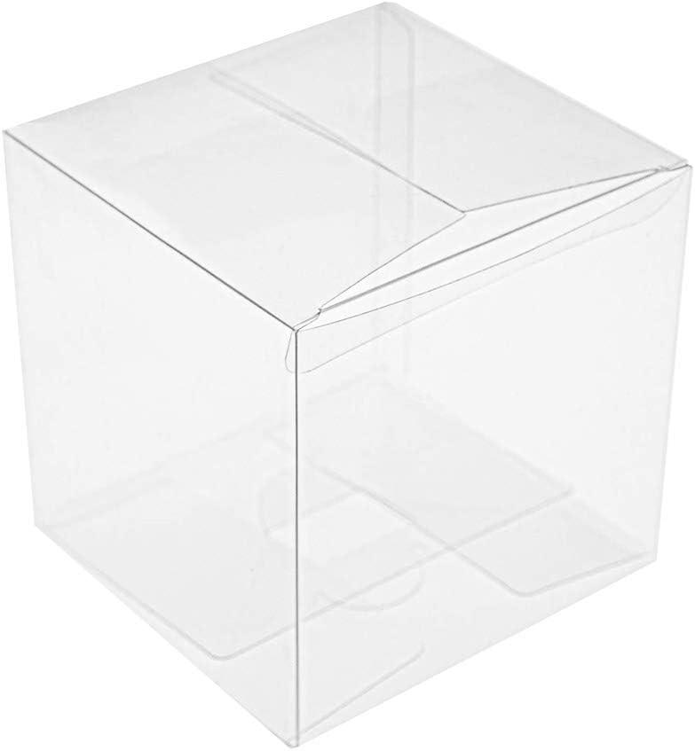 30 PCS Clear Gift Box | 3