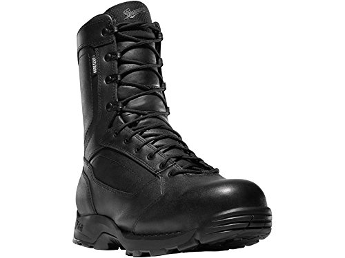 Danner Striker Side Zip (Danner Men's Striker Torrent Side Zip 8 BK Boot,Black,14 D US)