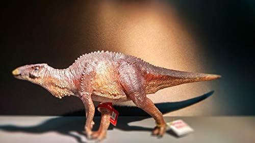 PNSO Rare Mandschurosaurus Dinosaur Model 15/'/' Scientific Art Hadrosaurus Figure