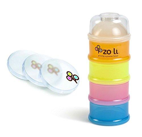 Zoli Go Baby Bundle Dispenser